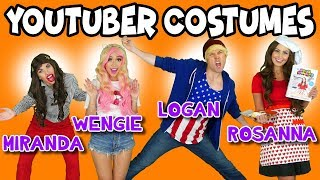 Download DIY Youtuber Costumes for Halloween: JoJo Siwa, Wengie, Logan Paul and More. Totally TV Video