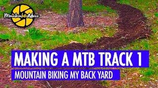 Download MOUNTAIN BIKE TRAIL BUILDING SERIES, PART 1   Mountain Bike Advice Video
