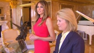 Download Melania Trump reveals 'The Donald's' greatest pet peeve ... Video