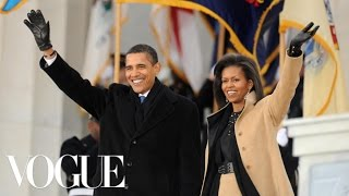 Download Michelle Obama's Style Evolution—8 Years in 120 Seconds | Vogue Video