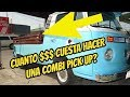 Download cuanto cuesta modificar una vw combi pickup Video