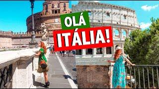 Download Vlog: PRIMEIRA VEZ NA ITÁLIA! Surpresas de Veneza e Florença 🇮🇹 Video