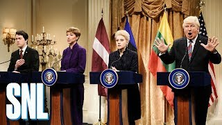 Download Donald Trump Baltic States Cold Open - SNL Video
