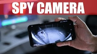 Download TOP 3 HIDDEN CAMERAS for HOME SECURITY OR SPYING!!! Video