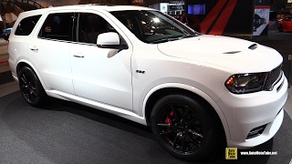 Download 2017 Dodge Durango SRT - Exterior and Interior Walkaround - Debut at 2017 Chicago Auto Show Video
