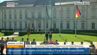 Download President Barack Obama visits Germany Video