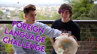 Download Foreign Language Challenge Video