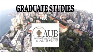 Download Graduate Studies at AUB Video