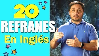 Download Refranes/dichos en inglés muy famosos - Sayings in English Video