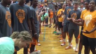 Download Vols, Lady Vols basketball at Hoops for Hope Video