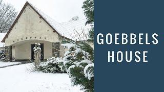 Download Joseph Goebbels WW2 House & Bunker Today Video