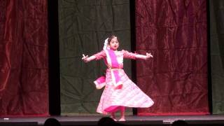 Download Pankh Hote to Ud Aati by Avantika under Sub-junior Film Solo at FIA Republic Day Dance Competitions Video