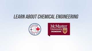 Download Overview: McMaster University's Department of Chemical Engineering Video