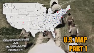 Download United States Map – Part 1 | Fringe's Alternate Universe Video