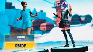 Download I played Fortnite with a GIRL?! (Random duos with Maddynf) Video