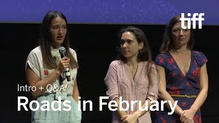 Download ROADS IN FEBRUARY Cast and Crew Q&A | TIFF 2018 Video