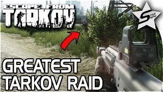 Download EPIC ESCAPE FROM TARKOV RAID, Too Much Action!! - Customs Raid Part 1 - Escape From Tarkov Gameplay Video
