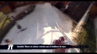 Download Candide Thovex le skieur extrême aux 11 millions de vues - L'Autre JT Video