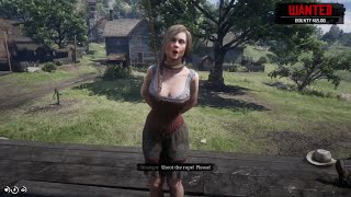 Download The Worlds oldest profession killer. Do you save her? Or leave to her fate?/ Hidden choices / RDR2 Video
