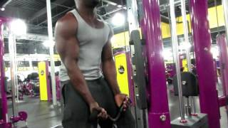 Download 2017 PLANET FITNESS BICEP WORKOUT Video