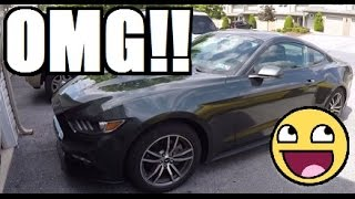 Download 2015 MUSTANG ECO BOOST COBB TUNED!! DRIVING SUBARUWRXFAN'S CAR! Video