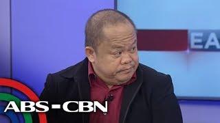 Download Duterte's former ICC accuser dances around case's veracity   ANC Video