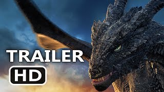 Download DRAGONHEART Official Trailer (2017) Battle for the Heartfire Dragons Movie HD Video