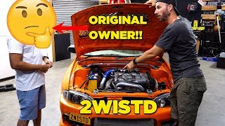 Download 2WISTD - We Found The ORIGINAL OWNER!! (Hasn't Seen Car in 10 Years...) Video