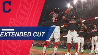 Download Extended Cut of Chisenhall's HBP, Lindor's grand slam Video