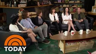 Download Gilmore Girls Cast Reunion (Full Interview) | TODAY Video