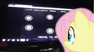 Download MLP In Real Life - Fluttershy playing banned from equestria 1.4 Video