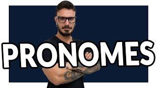 Download Português para concursos - Aula sobre Pronomes - Pablo Jamilk Video
