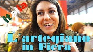 Download Milan - L`Artigiano in Feria - La feria de los Artesanos Evento Internacional Video