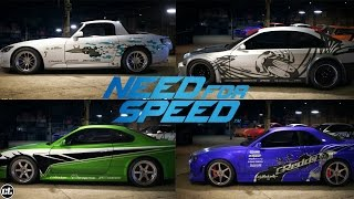 Download Need For Speed 2015 - My Wraps Video