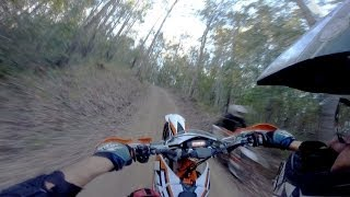 Download KTM FREE RIDE 250R VS FREERIDE 350 - TEST REVIEW & COMPARISON Video