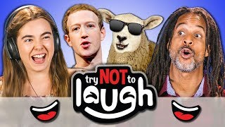 Download Try To Watch This Without Laughing or Grinning #60 (REACT) Video