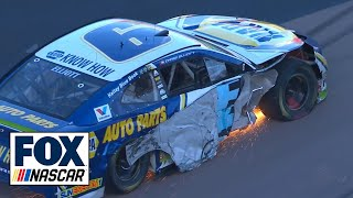 Download Radioactive: ISM Raceway - ″The No. 9 just (expletive) himself.″ | NASCAR RACE HUB Video
