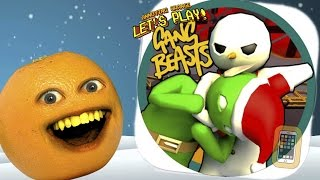 Download Annoying Orange Plays - STUPID GANG! (Hilarious derpy fighting) Video