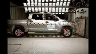 Download 2015-2018 Toyota Tundra CrewMax NHTSA Frontal Impact Video