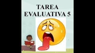Download Soy Docente: TAREA EVALUATIVA 5 (24,2018) Video