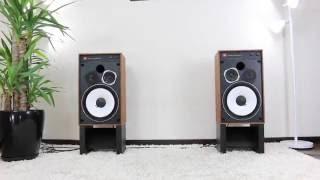 Download 驚くほど高音質になったJBL4312スピーカー Video
