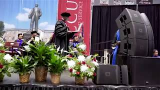 Download 129th NCCU Graduate and Professional Commencement Exercises In Review Video