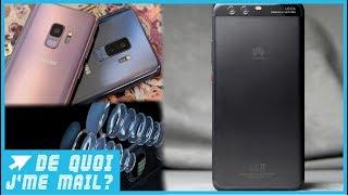 Download Galaxy S9, Huawei P20 : la bataille des capteurs photo DQJMM (1/2) Video