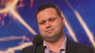 Download Paul Potts sings Nessun Dorma Video