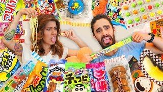 Download PROBANDO DULCES JAPONESES | DACOSTA'S BAKERY Video