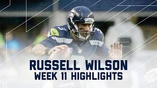 Download Russell Wilson Passes for 272 Yards & 2 TDs | Eagles vs. Seahawks | NFL Week 11 Player Highlights Video