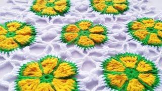 Download WoolenThalposh ke design, Thalposh, rumal design #95 by || Santosh All Art || Video