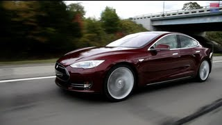 Download Car and Driver: Tested : 2013 Tesla Model S - Review - CAR and DRIVER Video