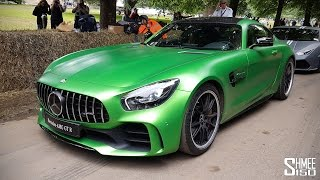 Download I've Bought a Mercedes AMG GT R Video