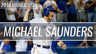 Download Michael Saunders - Toronto Blue Jays - 2016 Highlight Mix HD Video